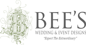 Bees wedding and event designs expect the extraordinary bees wedding and event designs junglespirit Image collections